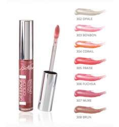 DEFENCE COLOR CRYSTAL LIPGLOSS Brillo labial. Envase 6ml