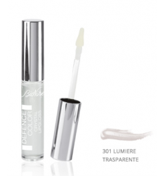 *DEFENCE COLOR CRYSTAL LIPGLOSS Brillo labial. 301 Lumiere Frasco 6ml.- Código 17801