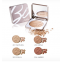 DEFENCE COLOR. Polvos Bronceadores Compactos. Efecto sol. Color 201 Natural - Estuche de 8,5 g