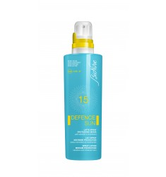 DEFENCE SUN Leche Solar Spray SPF15 - Frasco 200 ml.- Código 143134