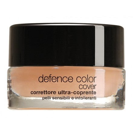 DEFENCE COLOR COVER Corrector Discromie blu 01 Corail. Vaso 6 ml.- Código 139311