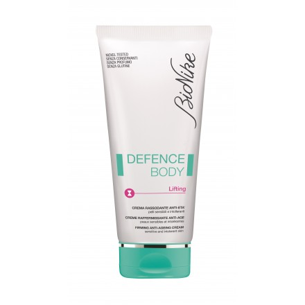 DEFENCE BODY Crema Reafirmante Anti-edad. Tubo 200ml.- Código 121233