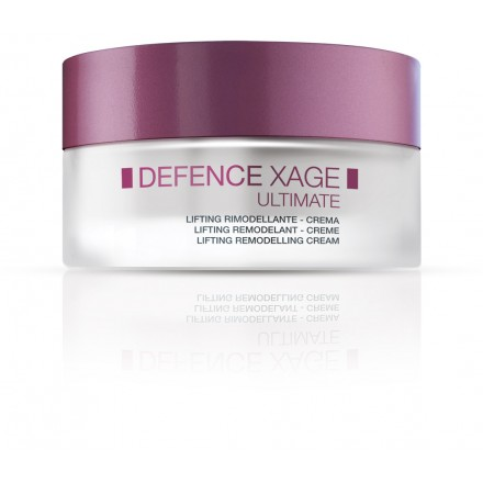 DEFENCE XAGE Ultimate Crema Lifting remodeladora Vaso 50ml.- Código 112313