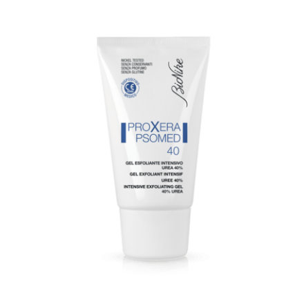 PROXERA PSOMED 40 Gel exfoliante intensivo – Urea 40% Tubo 100ml. Cód 23051