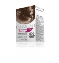 SHINE-ON FAST Pelo Teñido en 10 minutos. Envase 60ml + Tubo 60ml.
