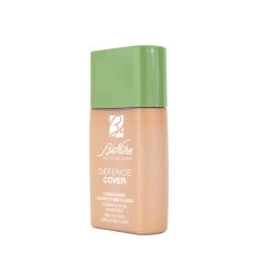 DEFENCE COLOR COVER Base Maquillaje Correctora Fluida. Envase 40ml